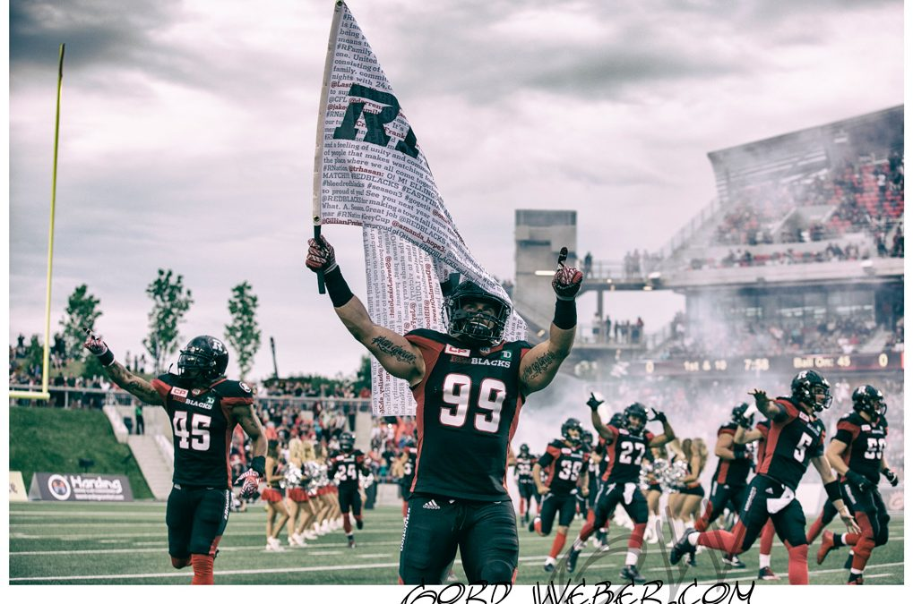 Ottawa Redblacks vs Calgary Stampeders