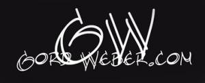 logo for black background